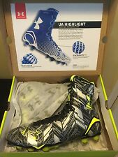 New Under Armour UA Highlight MC Football Cleats (MSRP=$129.99)