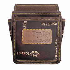 New Durable Electrician Tool Belt Pouch Pocket Bag for Small Tools, etc KL-643
