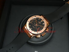 Hublot Classic Fusion Chronograph 45mm Rose Gold Black Dial 521.OX.1180.RX