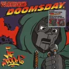 MF DOOM-operazione: Doomsday Fondle em Cover Vinile (2lp - 2016-US-REISSUE)