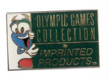 1996 Atlanta Imprinted Products Olympic Pin Games Collection Izzy
