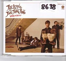 (FT535) Joe Lean & The Jing jang Jong, Where Do You Go? - 2008 DJ CD