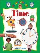 Time: Playschool Series Holden, Arianne Paperback
