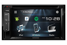 NEW Kenwood DDX24BT 2 DIN DVD/CD Player Android iPhone App Pandora Bluetooth