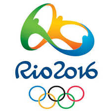 RIO 2016 SUMMER OLYMPICS LOGO POSTER STYLE B 36x36 HIGH RES