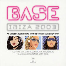 Base Ibiza 2003 (Hed Kandi) 2 CD Set New Sealed