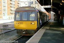 Northern 142028 Manchester Oxford Road Rail Photo