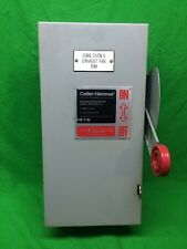 CUTLER HAMMER DH361UGK 30HP NON-FUSIBLE 30A 600V-AC 3P DISCONNECT SWITCH