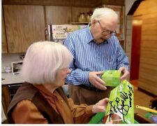 LEE & MORTY KAUFMAN Signed Autographed SWIFFER COMMERCIAL Photo