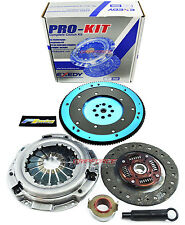 EXEDY CLUTCH KIT & BILLET ALUMINUM FLYWHEEL 90-97 HONDA ACCORD 2.2L 4CYL