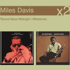 Miles Davis: Round About Midnight / Milestones - box 2 CD