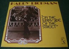 On The Sunny Side of the Street Harry Richman~1974 Compilation LP~FAST SHIP!