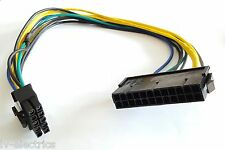 24 to 10 Pin ATX Lenovo PSU Power Supply Motherboard Adapter Cable