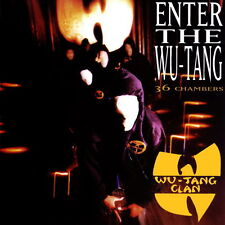 """MX02875 The Wu-Tang Clan - RZA Hip Hop Group Music 24""""x24"""" Poster"""