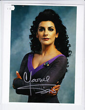 Signed Marina Sirtis - Star Trek