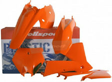 Polisport New Plastic Kit Set Orange KTM 90102