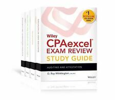 Wiley CPAexcel Exam Review 2016 Study Guide January: Set (Wiley Cpa Exam Review)