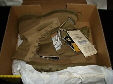 BELLEVILLE USMC TEMPERATE WEATHER GORTEX CORDURA VIBRAM COMBAT BOOTS SIZE 3 WIDE