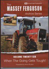 Massey Ferguson Archive DVD-Vol.26: WHEN THE GOING GET'S TOUGH!
