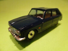 METOSUL 14 RENAULT 16 - BLUE 1:43 - RARE - VERY GOOD CONDITION