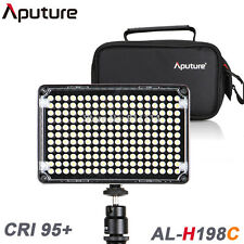 Pro Aputure Amaran AL-H198C Camera 198 LED Video Light Lamp for Canon Nikon DSLR
