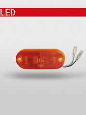 LED Side Marker Light - Integrated reflex reflector - JOKON E2-0062/12.1008.100