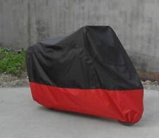 XXL Red Motorcycle Cover For Kawasaki VN Vulcan Classic Nomad Mean Streak 1600