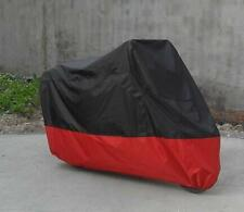 Red Motorcycle Cover for Kawasaki Vulcan Voyager Classic Vaquero Nomad 1700