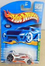 2001 01 T HUNT TREASURE VULTURE ROD RAT # 7 HW HOT WHEELS
