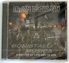 IRON MAIDEN - A MATTER OF LIFE AND DEATH - CD Sigillato 0094637232125