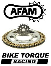 Honda CG125 ES 4-6 04-06 AFAM Recommended Chain And Sprocket Kit