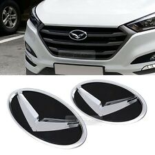 Eagle Emblem Grille + Trunk Badge for HYUNDAI 2016 All New Tucson