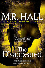 Hall  M. R.-Disappeared  BOOK NEW