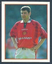 MERLIN-SKY SPORTS 1996- #011-MANCHESTER UNITED & EIRE-OLDHAM-LEEDS-DENIS IRWIN
