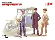 HENRY FORD & Co. (FIGURES SET) #24003 1/24 ICM