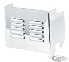 Zodiac Louvered Chrome Battery Cover - Fits 73-85 FXE + 80-86 FXWG BC17760 T