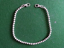 "TROUSER CHAIN "" METAL BEADS ON A  SINGLE CHAIN "" GOOD QUALITY"