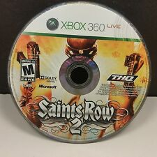 Saints Row 2 (Microsoft Xbox 360, 2008) DISC ONLY #9573