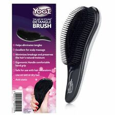 Tangle Brush Detangle Brush Teaser Brush Wet or Dry Style Children & Adults YOGI