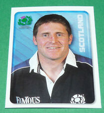 N°48 SCOTLAND ECOSSE MERLIN RUGBY WORLD CUP 1999 PANINI COUPE MONDE