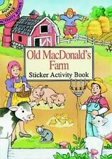 Old MacDonald's Farm Sticker Activity Book (Dover Little Activity Books)