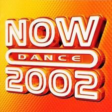 NOW DANCE 2002 - Various Artists CD like new