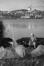B40269 Balaton Landscape roun the lake Balton   hungary