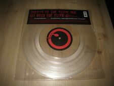 "QUEENS OF THE STONE AGE  Go with the Flow 12"" Clear-Vinyl-Maxi-Single v. 2003"
