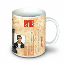 1976 40th Birthday Anniversary Gifts - 1976 Coffee Tea Mug For Men and Women