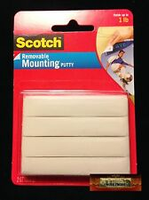 M01006 MOREZMORE Scotch 3M Adhesive Mounting Putty BJD Eye Beige 2 oz A60