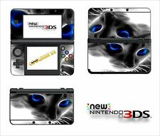 SKIN STICKER AUTOCOLLANT - NINTENDO NEW 3DS - REF 159 CHAT