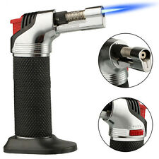 Refillable Butane Micro Gas Torch Lighter Compact 1300° Soldering Brazing Tool