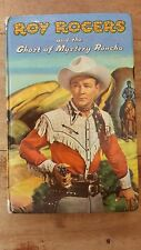 ROY ROGERS AND THE GHOST OF MYSTERY RANCHO-WALKER A. TOMPKINS-1950 FIRST EDITION