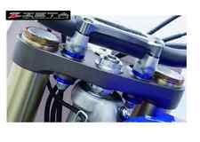 Aluminium Rubber Killer Lenker Husqvarna TC FC 125 250 35 Blau Lenkerkonus 2016-